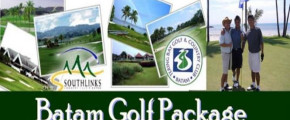 Batam Golf Package 2018