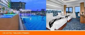 2D1N CK HOTEL TANJUNG PINANG (Singapore – Sri Bintan Pura – Singapore)