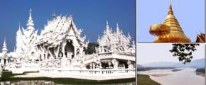 4D Chiangmai / Chiangrai + Mix Hill Tribe + 3D Museum + Hidden Village (GP4N)