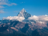 9D Apple Farm visit in the Nepal Himalaya