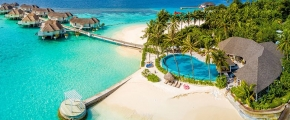 4 Days 3 Nights Ultimate All Inclusive Centara Grand Maldives 5*