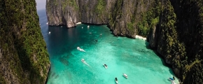 4 Days Phi Phi Island or Khai Island Super Package