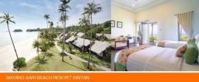 2D1N MAYANG SARI BEACH RESORT BINTAN (Singapore – Bintan – Singapore)