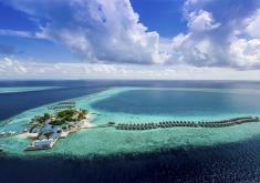 3N CENTARA RAS FUSHI RESORT & SPA, MALDIVES - All Inclusive Resort