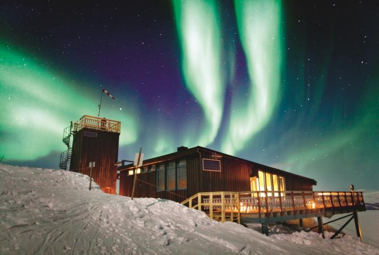 10D7N NORTHERN LIGHTS IN SWEDEN & NORWAY (DEC-MAR)