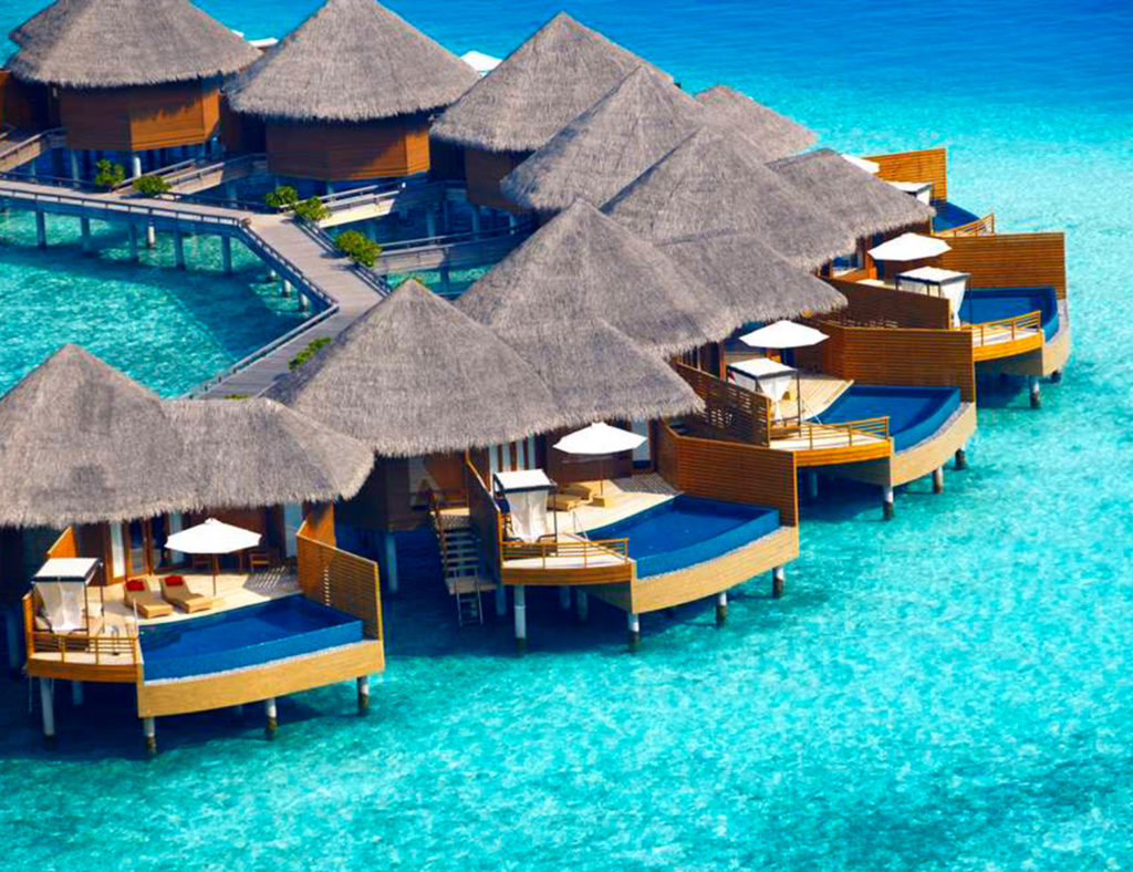 4 Nights Romantic Baros Maldives 2019 Package