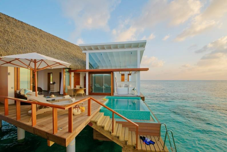 Most Romantic Island - 5 Nights Kandolhu Maldives Split Room 2019 Package