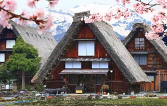7D5N Japan Alps + Gassho Village