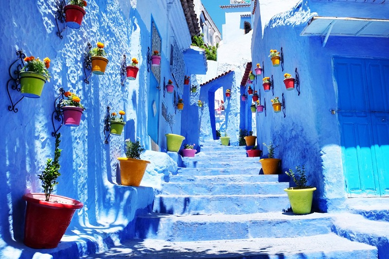 12D9N Discover Morocco + Chefchaouen(Blue City)