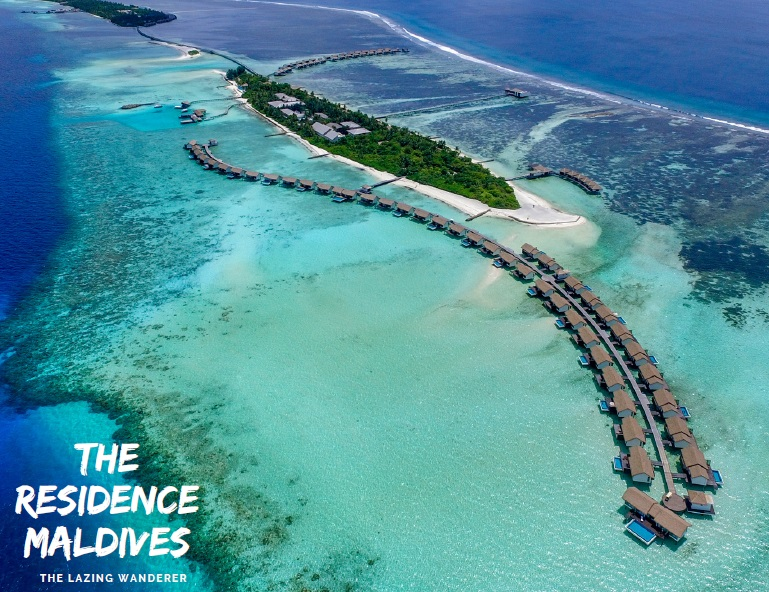 5D4N The Residence Maldives Package Offer