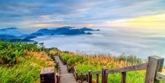7 Days Taipei / Shihfen / Sky Lantern / Alishan / Kaohsiung Ten  Drum / Tainan Capital City / Sun Moon Lake /Taichung