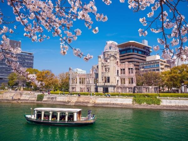 9D6N Spring in Hiroshima, Shikoku & Osaka