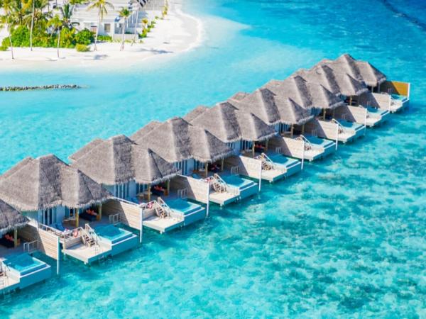 5D4N Sun Aqua Iru Veli Maldives Package