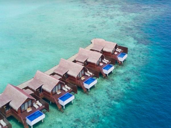 4D3N Grand Park Maldives Package
