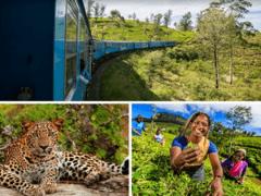 5D/4N Sri Lanka Adventure