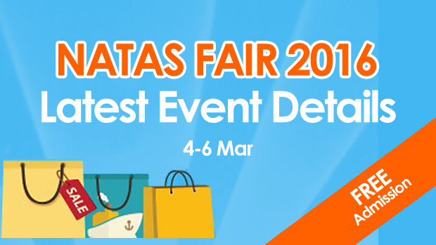 NATAS Travel Fair March 2016