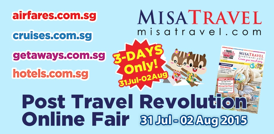 MISA Travel Fair