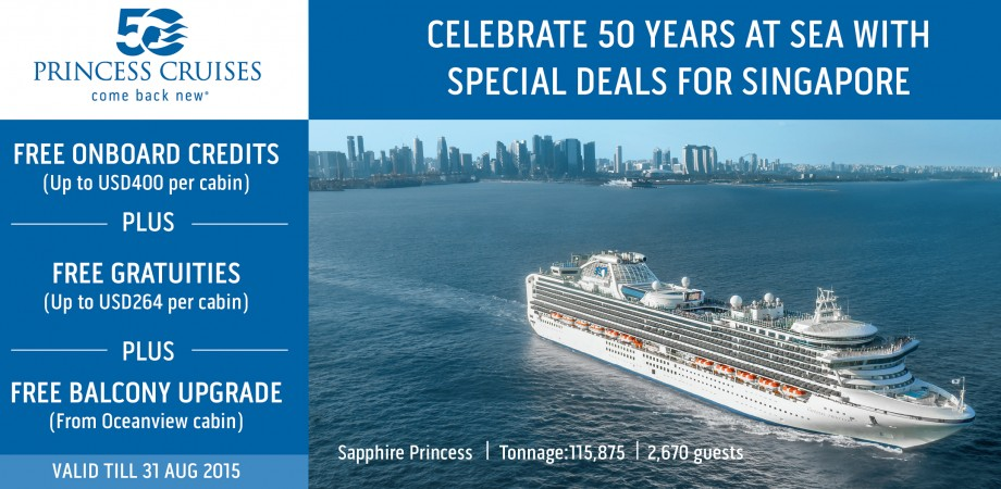 Princess Cruises Travel Fair