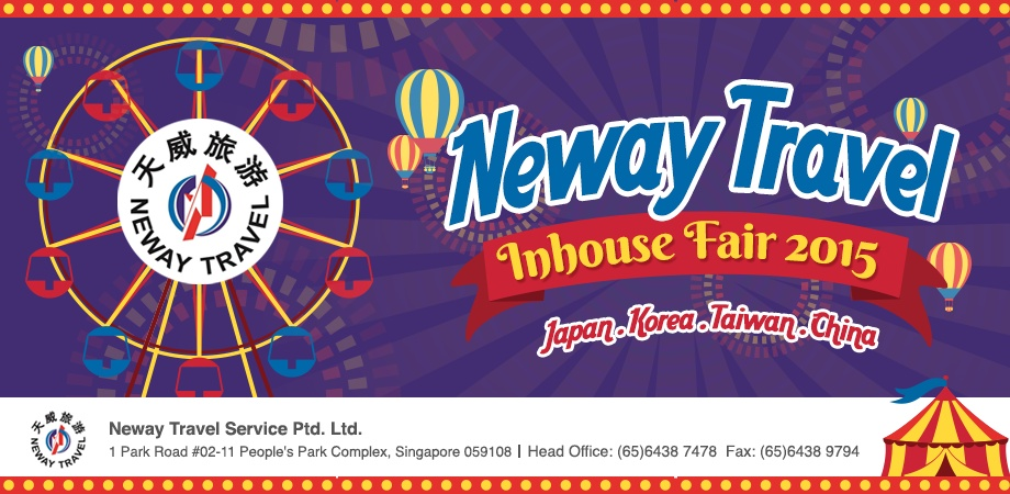 Neway Travel In-House Fair