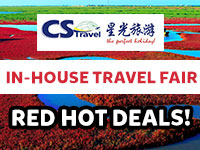 CS Travel In-house Travel Fair 2016