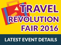 Travel Revolution Fair August 2016
