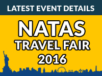 NATAS Travel Fair August 2016