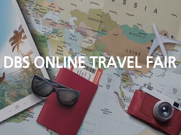 DBS Online Travel Fair