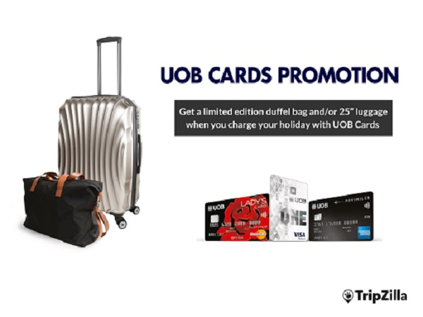 UOB Cards Travel Fair