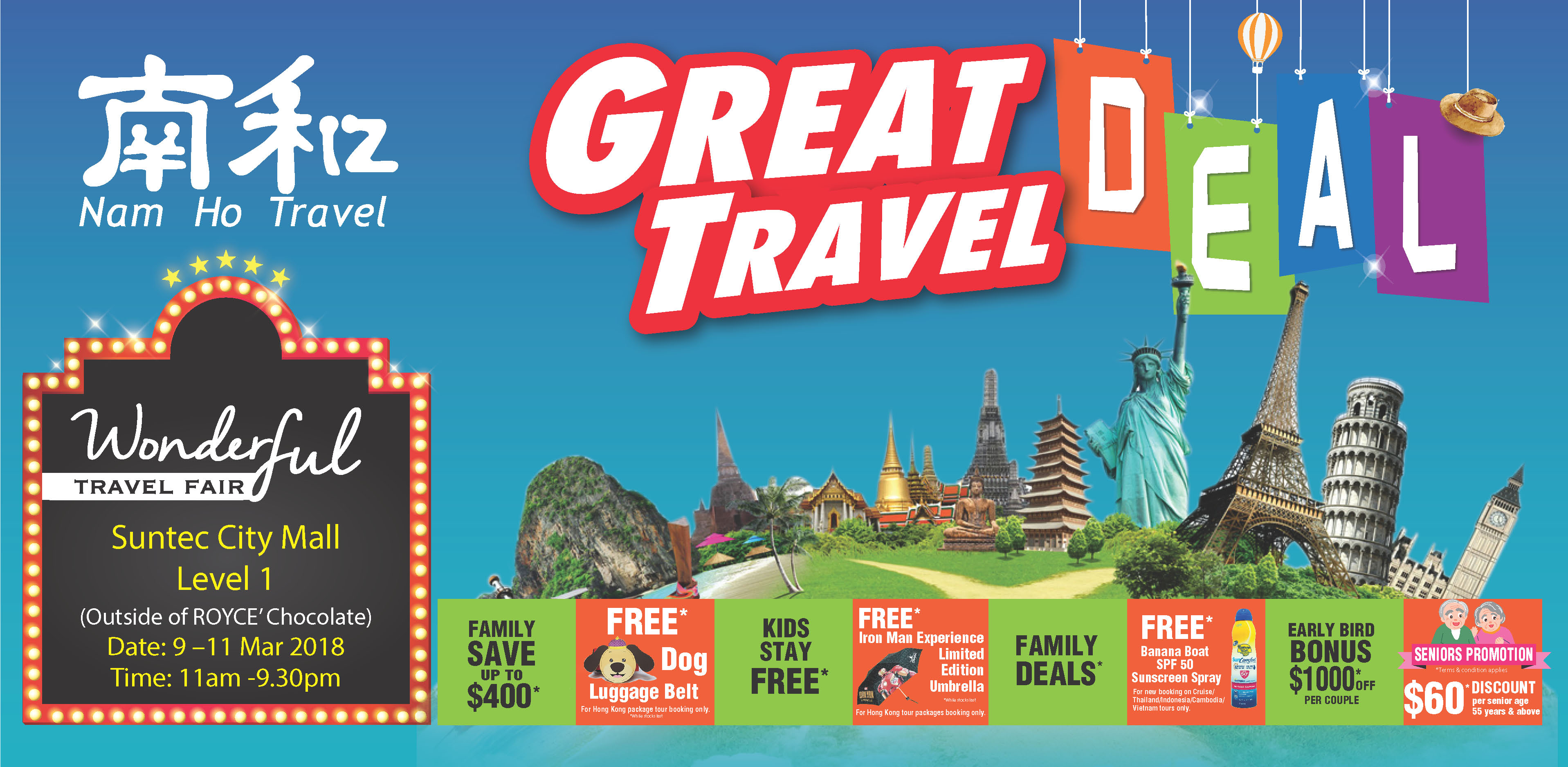 Nam Ho Travel - Great Travel Deal