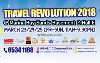 CS Travel - Travel Revolution March 2018