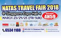 CS Travel - NATAS Travel Fair March 2018