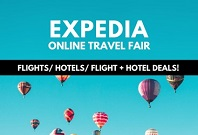 Expedia Online Travel Fair 2018