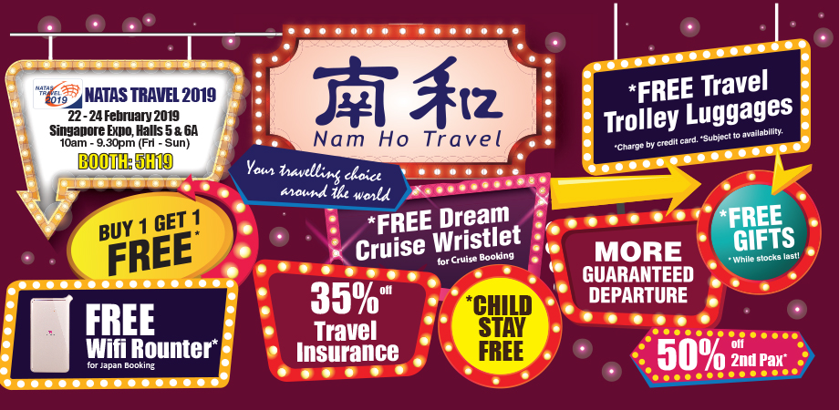 Nam Ho Travel - NATAS February 2019
