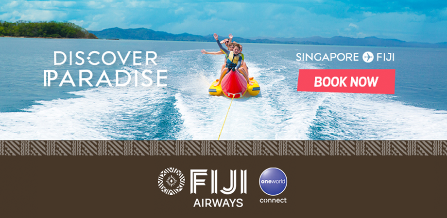 Fiji Airways 2019