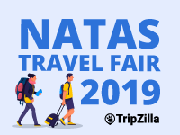 NATAS Travel Fair August 2019