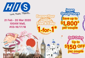 H.I.S. Travel - Spring Sale Travel Fair 2020