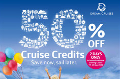 Dream Cruises In-House Travel Fair