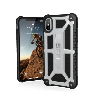 op lung iphone x uag monarch platinum