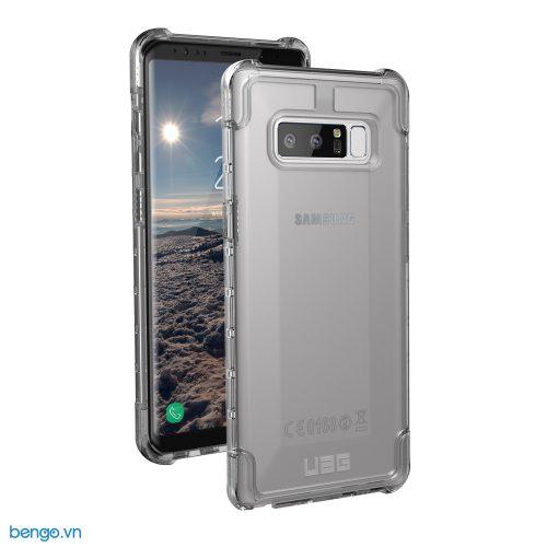 Op lung Samsung Galaxy Note 8 UAG Plyo ICE dai dien bengovn