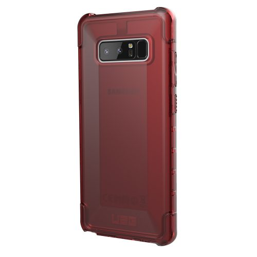 Op lung Samsung Galaxy Note 8 UAG Plyo crimson bengovn 1