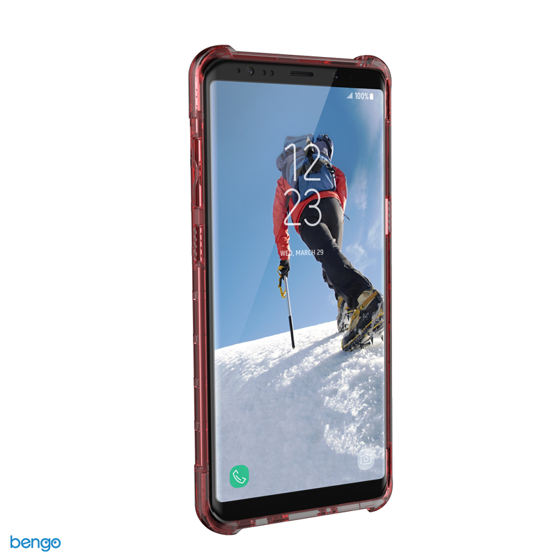 Op lung Samsung Galaxy Note 8 UAG Plyo CRIMESON 3 bengovn