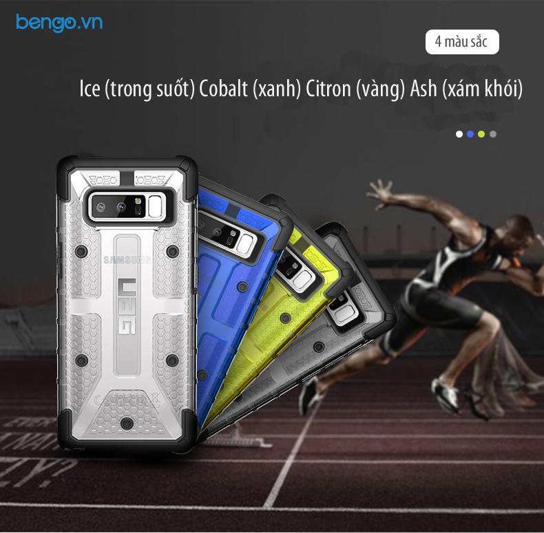 Op lung UAG Samsung Galaxy Note 8 4 mau Plasma bengovn