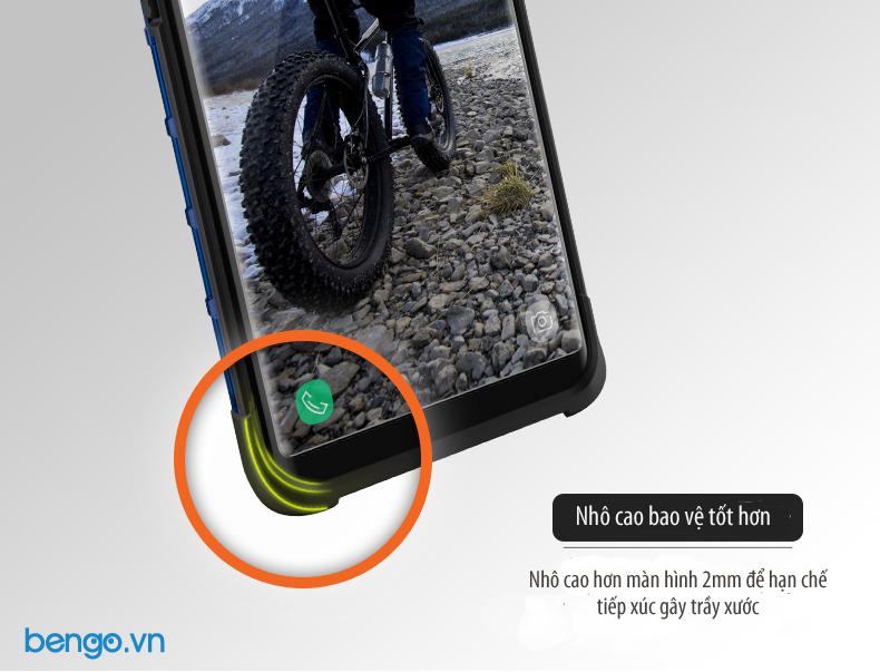 Op lung UAG Samsung Galaxy Note 8 bao ve man hinh Plasma bengovn