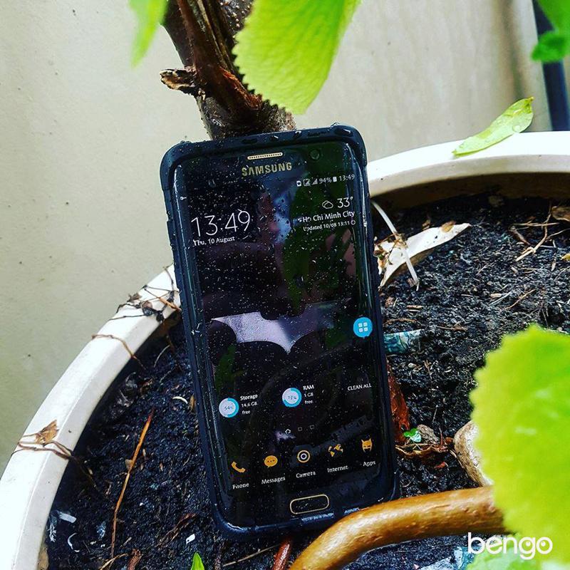Bao da, op lung Samsung Galaxy Note FE UAG xuat xu tu My voi tieu chuan quan doi.