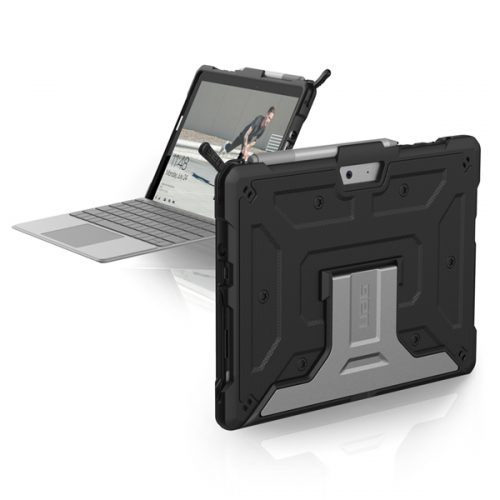 Op lung Microsoft Surface Go UAG Metropolis 01 bengovn1