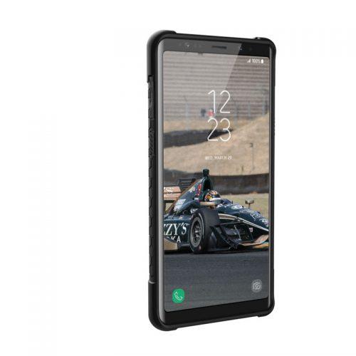 Op lung Samsung Galaxy Note 9 UAG Monarch Black 03 BENGOVN1