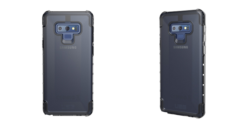 Op lung Samsung Note 9 UAG PLYO Series 04 BENGOVN1