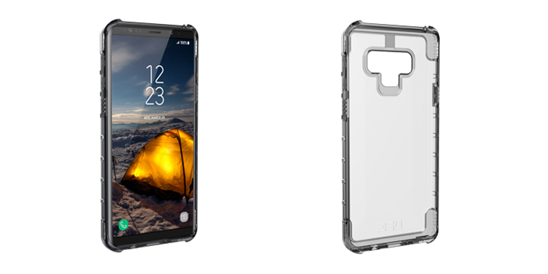 Op lung Samsung Note 9 UAG PLYO Series 05 BENGOVN