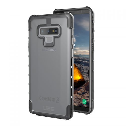 Op lung Samsung Note 9 UAG PLYO Series Ice 01 BENGOVN