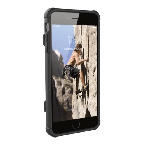 op lung iphone 8 7 plus uag trooper voi ngan dung the den 4